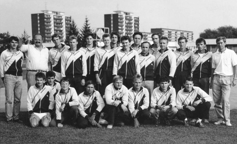 Družstvo AC- 1986